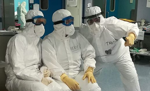 Vaselina e asciugacapelli vs Coronavirus? Fake news