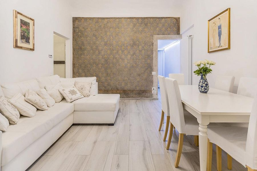 Come Ristrutturare Un Appartamento In Perfetto Stile Fiorentino