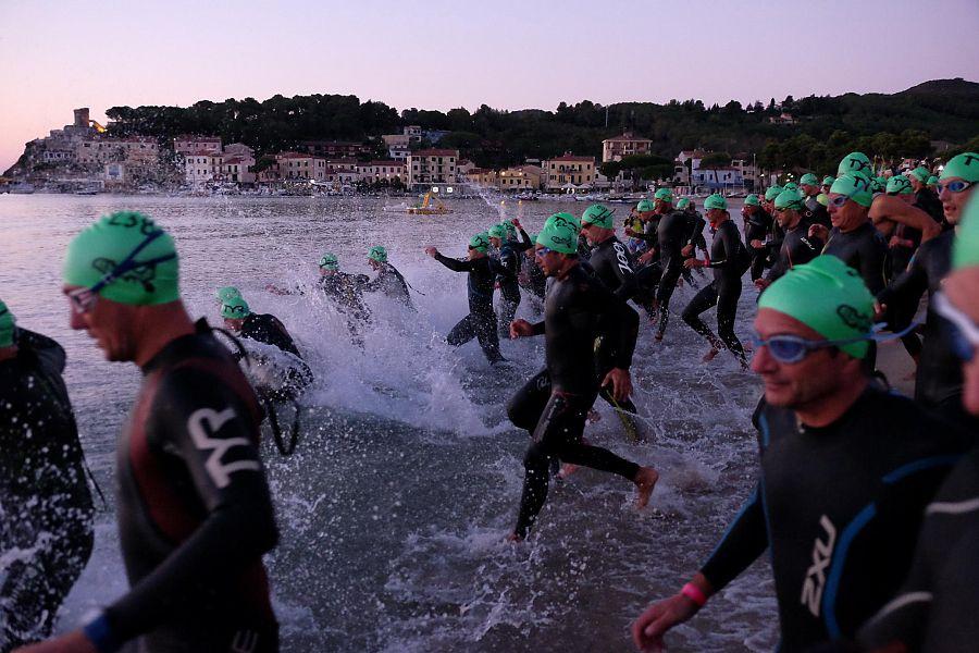 Arriva il triathlon chiusure e divieti attualit pisa - Bagno imperiale tirrenia ...