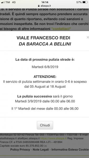 Calendario Alia Prato.Rifiuti E Pulizia Strade Cosa Cambia In Agosto