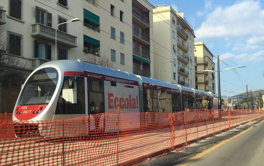 Tramvia linea 2 in esercizio entro agosto attualit firenze for Ditte traslochi livorno