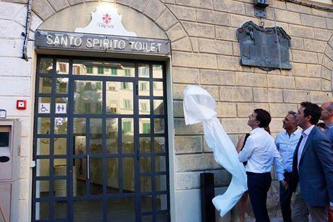 Santo Spirito ha i suoi bagni pubblici   Attualità Firenze