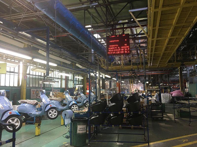 Ufficio Lavoro Interinale : Sciopero in piaggio per l uso degli interinali lavoro pontedera