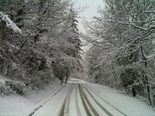 Allerta meteo gialla per neve e vento | Attualità VALDICHIANA
