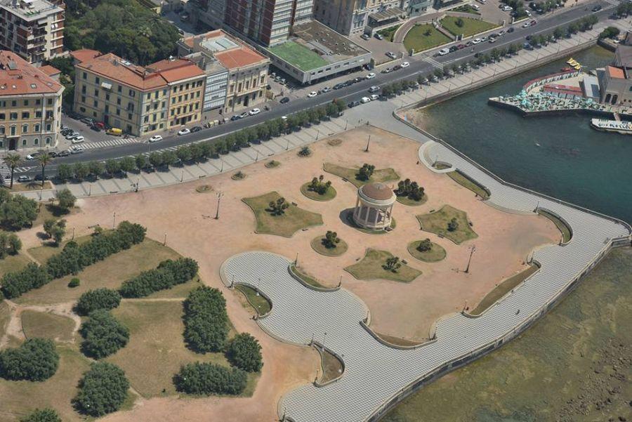 Terrazza Mascagni, ecco i nuovi elementi | Attualità Livorno