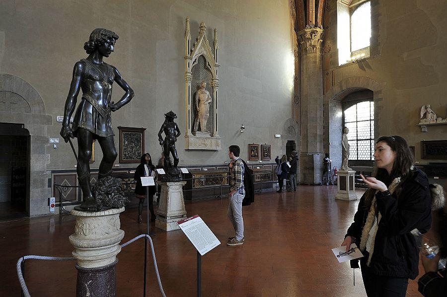 Museo Del Bargello.Di Corsa Al Museo Del Bargello Attualita Firenze