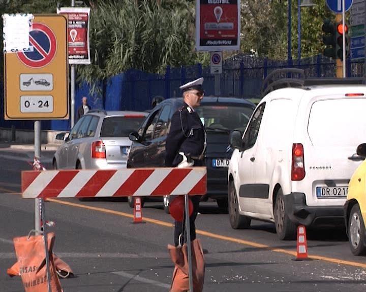 Lavori tram e una bomba il traffico va in tilt for Bagno a ripoli firenze bus