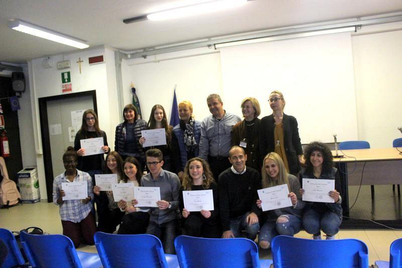 I premiati del concorso Leonardo Papini | Attualità PONTEDERA