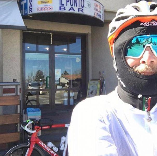 Jovanotti In Bicicletta Sullamiata Attualità Abbadia San Salvatore