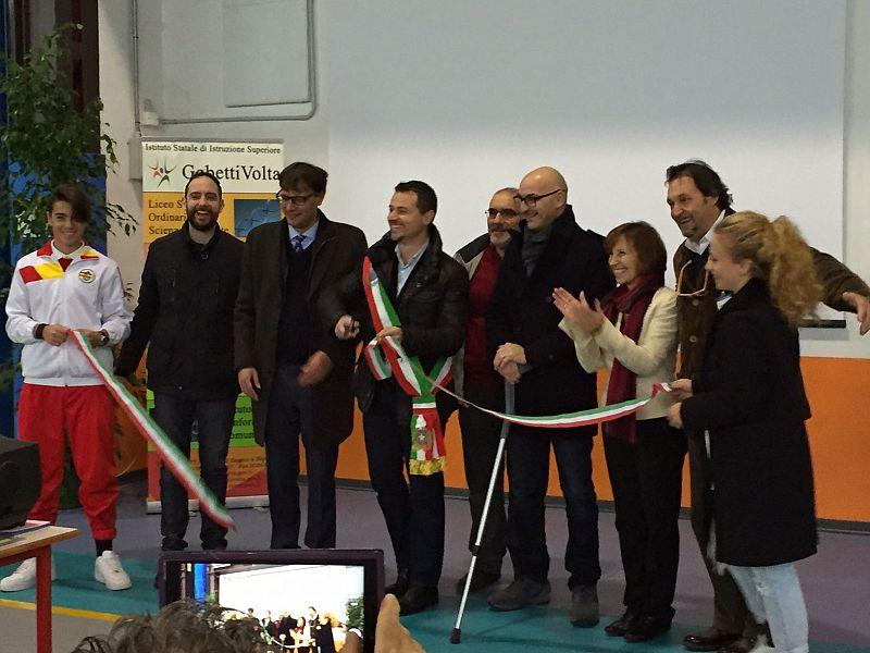 Rinasce la palestra Gobetti-Volta   Attualità Bagno a Ripoli